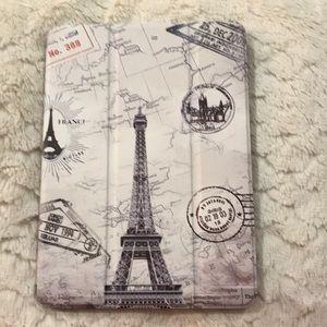 New iPad Mini 5 Eiffel Tower case
